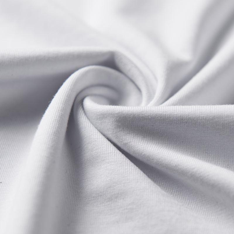 棉+莱卡(优质氨纶)又称莱卡棉