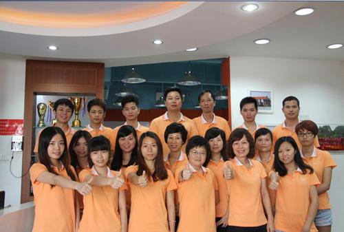 雷火官网公司销售团队