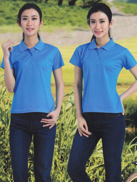 夏季T恤工装190082款
