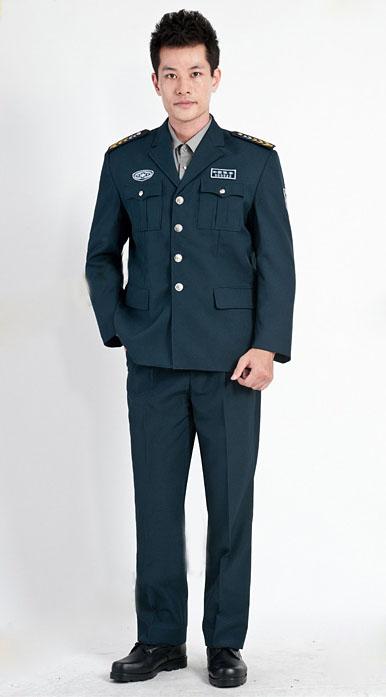 秋冬物业保安制服