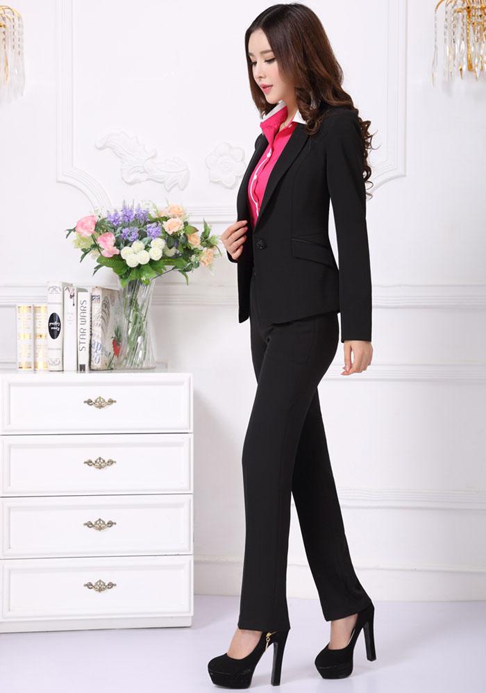 女士职业裤