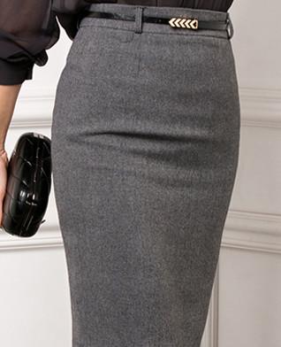 女士正装半身裙韩版OL风格