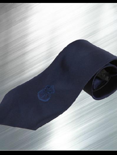 保安配件保安领带藏蓝色物业酒店新式专用保安服装领带