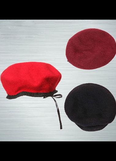 保安服配件 贝雷帽