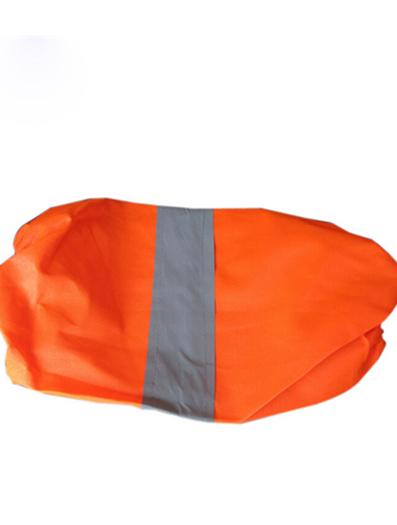 橘红色安全套袖反光安全套袖安全反光套袖环卫套袖安