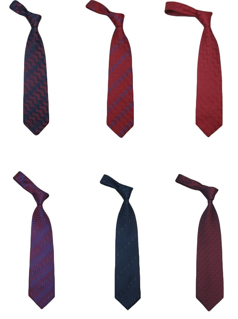 新郎领带男士正装商务结婚领带红色婚礼领带