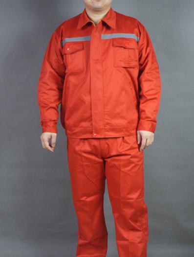 防静电纯棉工作服长袖劳保服男女款工装汽修维修透气吸汗